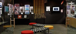 McDougall Center for Photojournalism Studies Gallery exhibit - Jack and Dorothy's South Pacific.