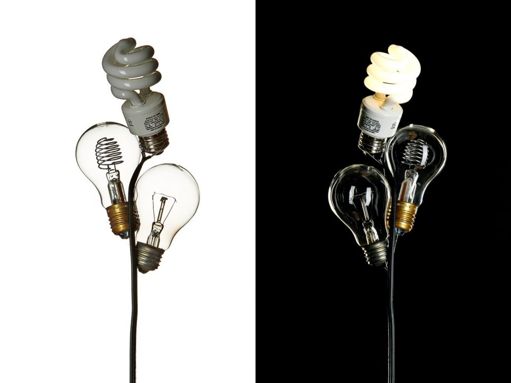 While more expensive than traditional incandescent bulbs, compact florescent lamps use a fraction of the amount of energy for near equivalent lighting, resulting in lower utility bills and less energy required from power companies. Countries around the world are phasing out traditional incandescent bulbs in favor of more energy efficient forms of lighting and according to energystar.gov a 60W equivalent CFL can save as much as $40 in electricity over its lifetime.